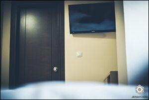 Ξενοδοχείο Ακταίον - τηλεόραση
