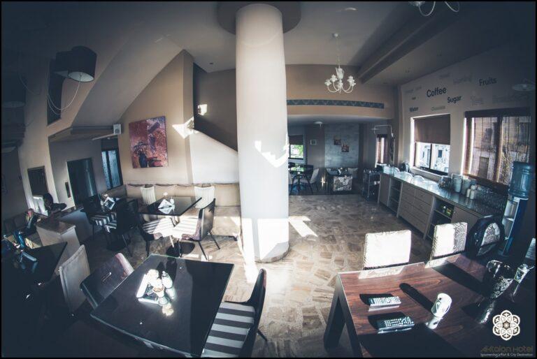 Ξενοδοχείο Ακταίον - εσωτερικό