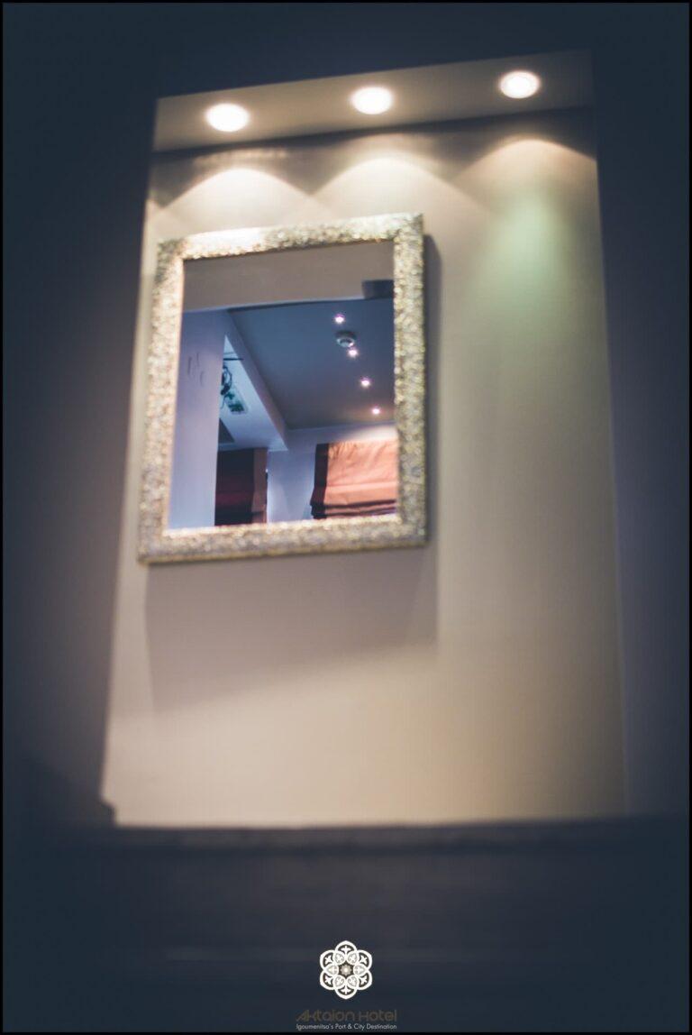 Ξενοδοχείο Ακταίον - καθρέπτης