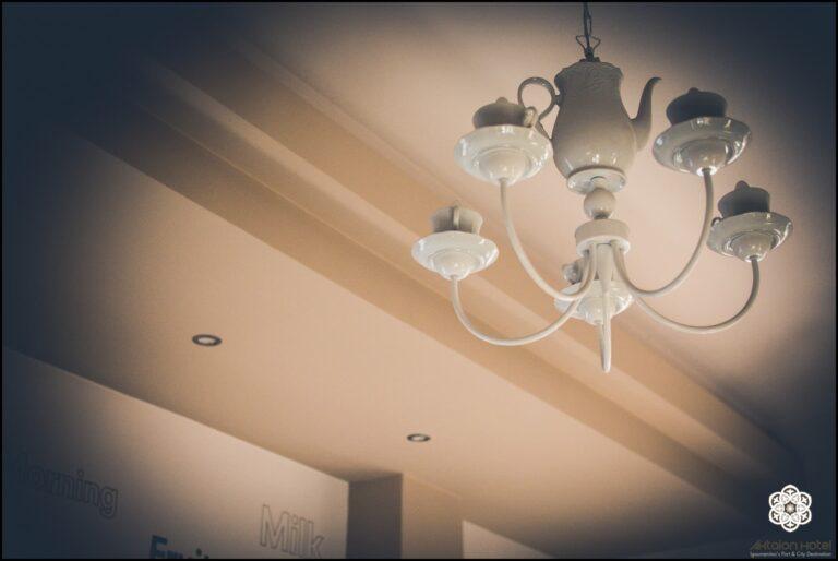 Ξενοδοχείο Ακταίον - Φωτιστικά