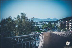 Ξενοδοχείο Ακταίον - θέα μπαλκονιού
