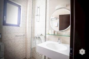 Ξενοδοχείο Ακταίον - μπάνιο